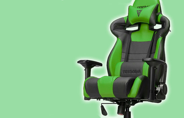 The Very Best Gaming Chairs 2017 On The Behind Of Every
