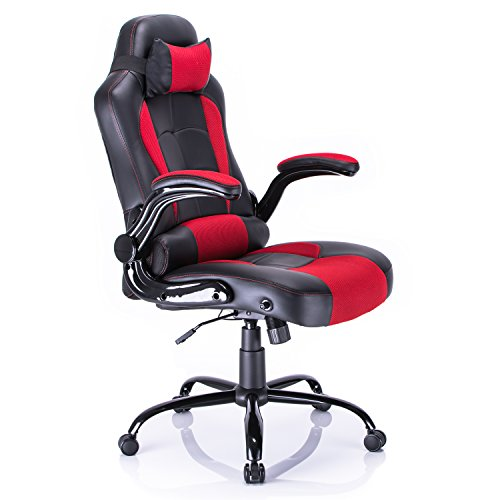 aminture gaming racing style office chair